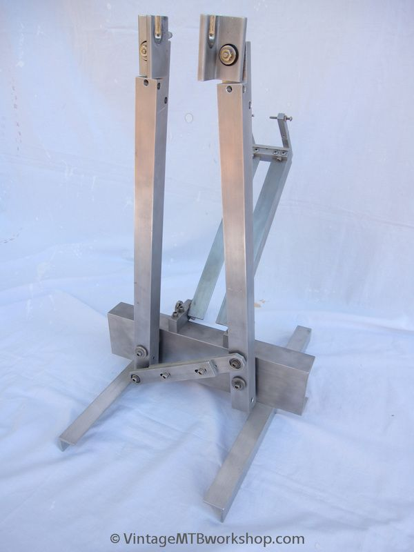 This Is A One Of A Kind Truing Stand For The Most Discriminating