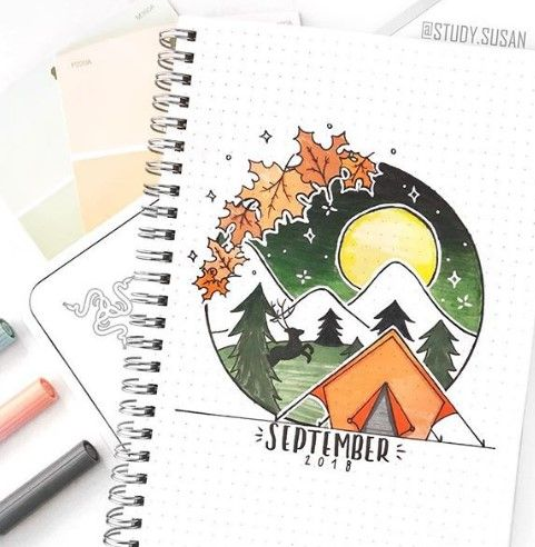 Photo of September Bullet Journal Ideas | Today's Creative Ideas