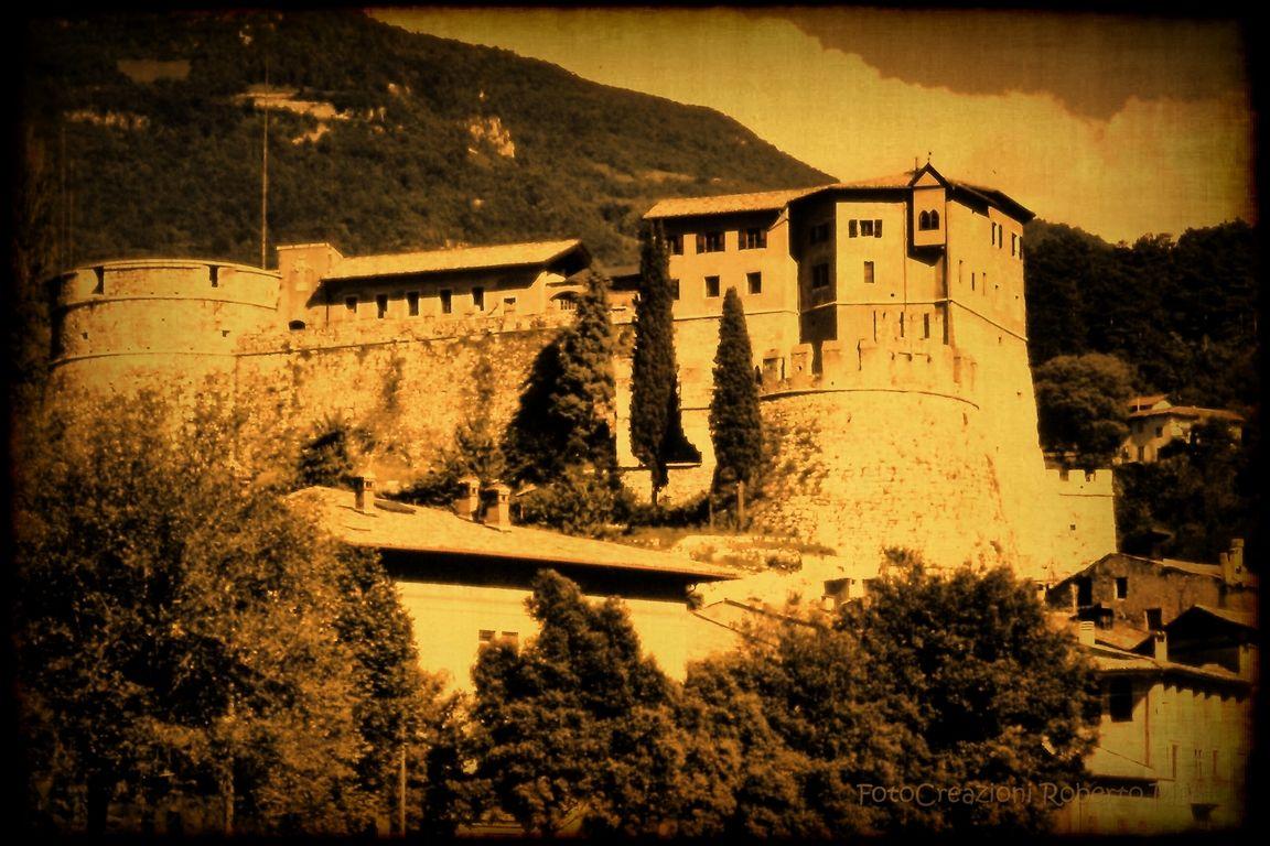 Rovereto: Castello sede museo della guerra