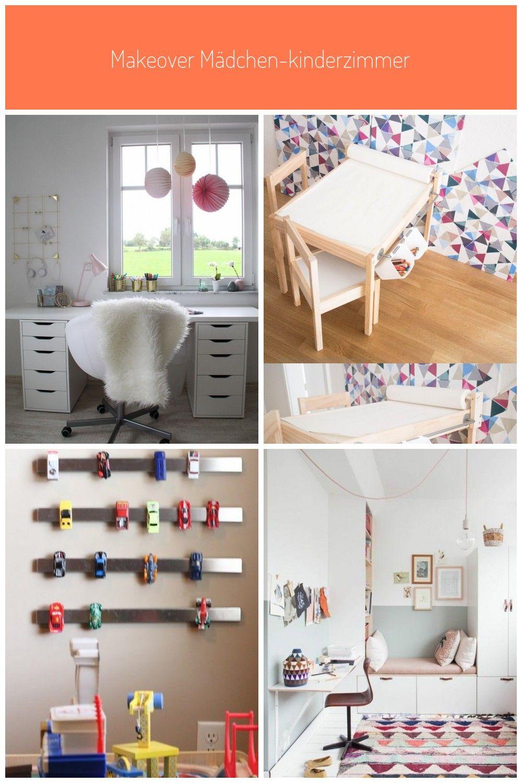 Inspiration und Ideen fr ein Mdchen Kinderzimmer Makeover ...