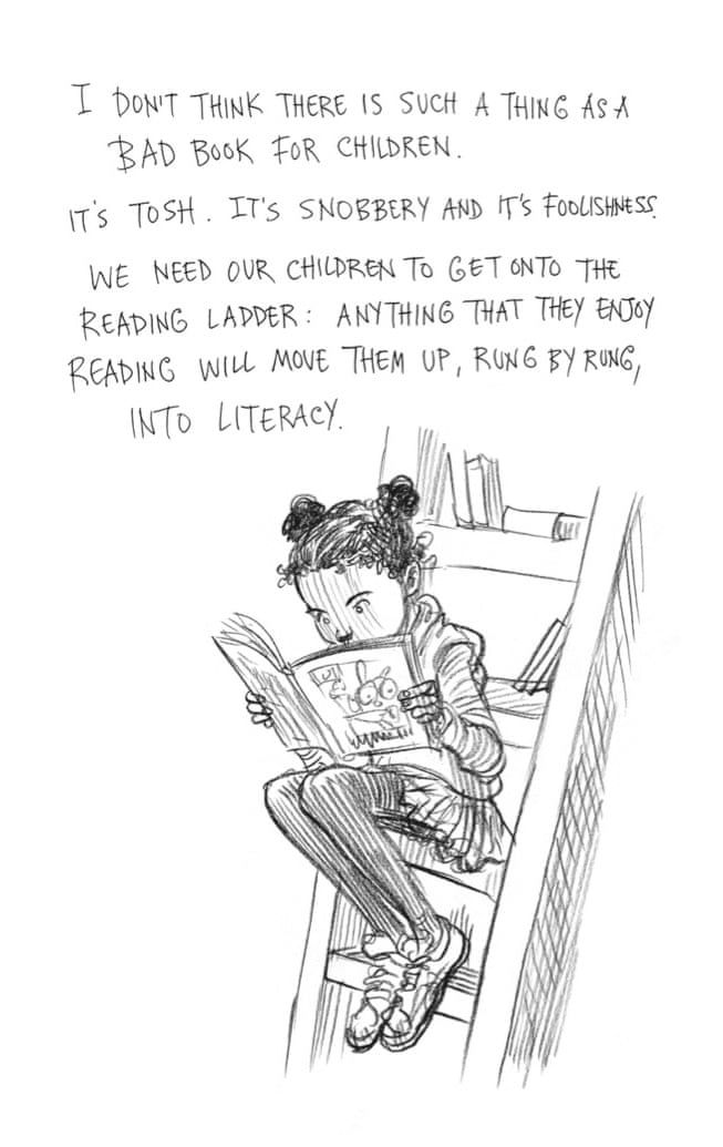 007 Neil Gaiman and Chris Riddell on why we need libraries