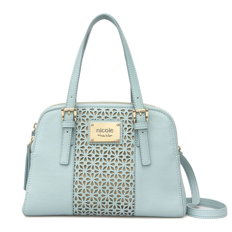 808a4f1a28a Nicole By Nicole Miller Penelope Satchel | Products | Nicole miller ...