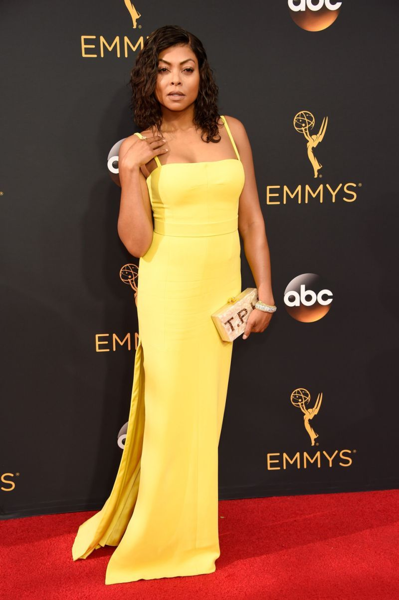 Taraji p henson blue dress costume looking great pinterest