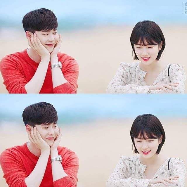 While you were sleeping lee jong suk suzy korean drama pinterest while you were sleeping lee jong suk suzy stopboris Images