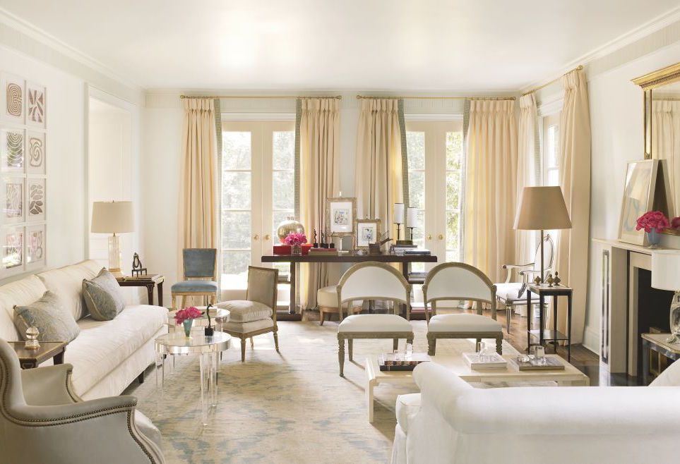 traditional-living-room-suzanne-kasler-interiors-atlanta-georgia-interior design lessons