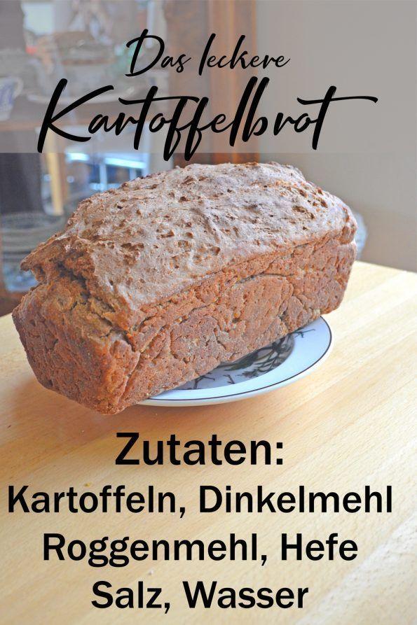 simple potato bread recipe -  Nature Blog -
