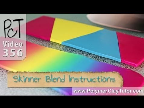 It's been 20 years since polymer clay artist, Judith Skinner, created her way of blending polymer clay colors and lent her name to the techn...
