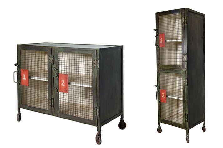 JALI Coleccin de muebles de estilo industrial  muebles