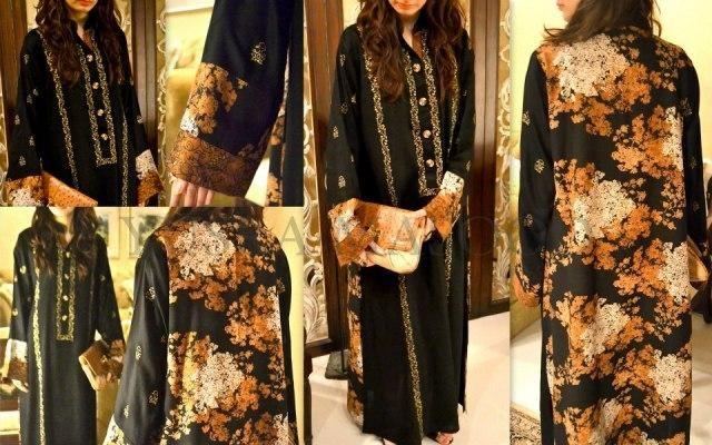 Yusra Masood Womens Formal Wear Dresses Collection 2013 For Girls