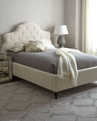 Ashlyn Upholstered Bed Upholstered Beds Bedroom Furniture Bed Furniture