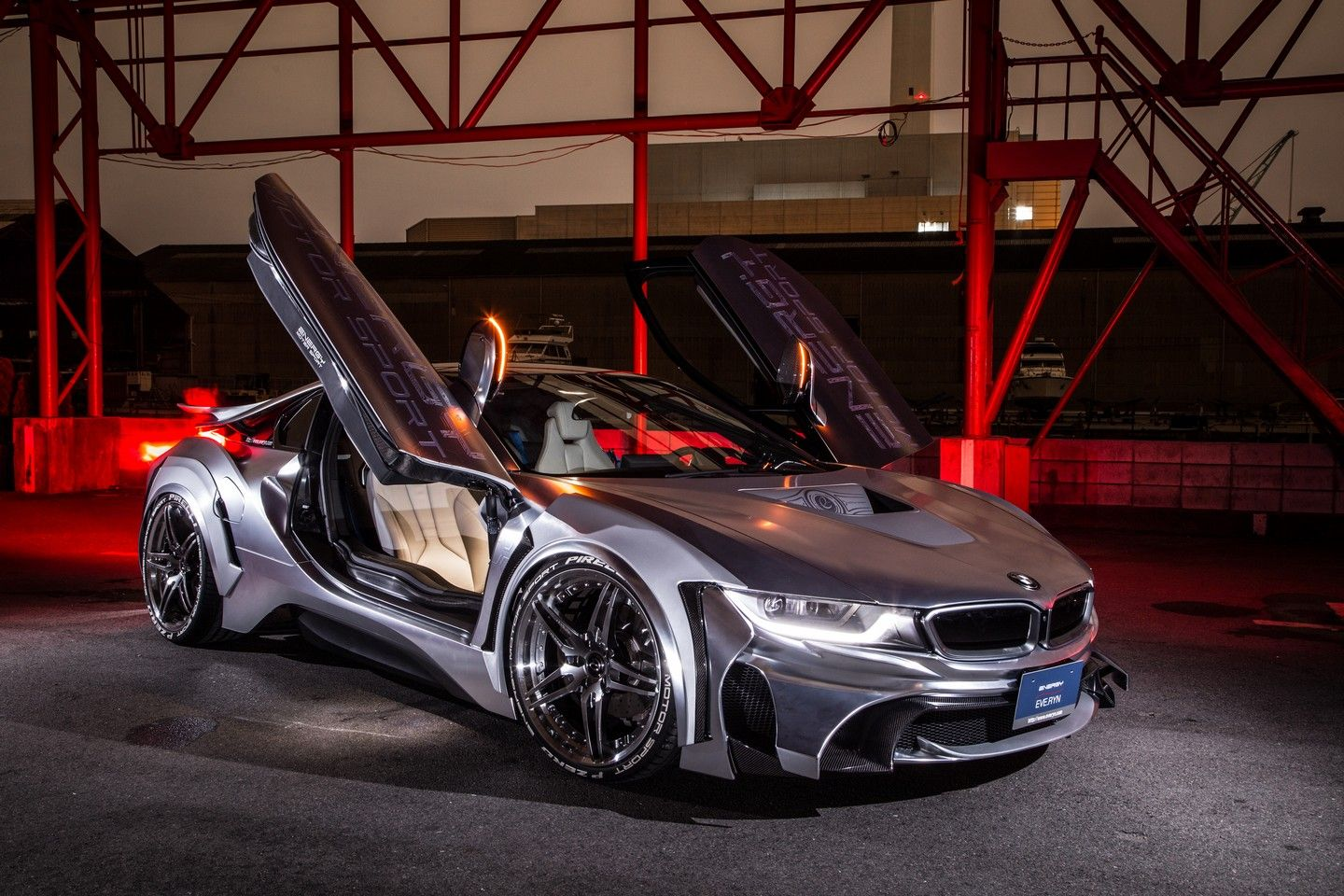 bmw i8 tuned by energy motor sport takes us back to the. Black Bedroom Furniture Sets. Home Design Ideas