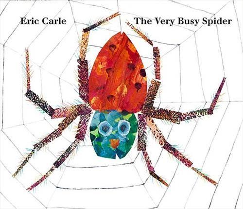 Læs om The Very Busy Spider. Bogens ISBN er 9780399256011, køb den her