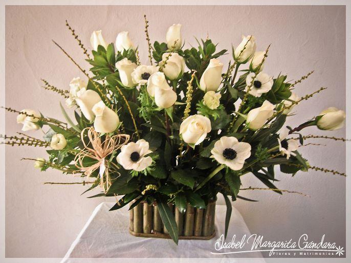 arreglos florales para funeral - Google Search Floral Desing