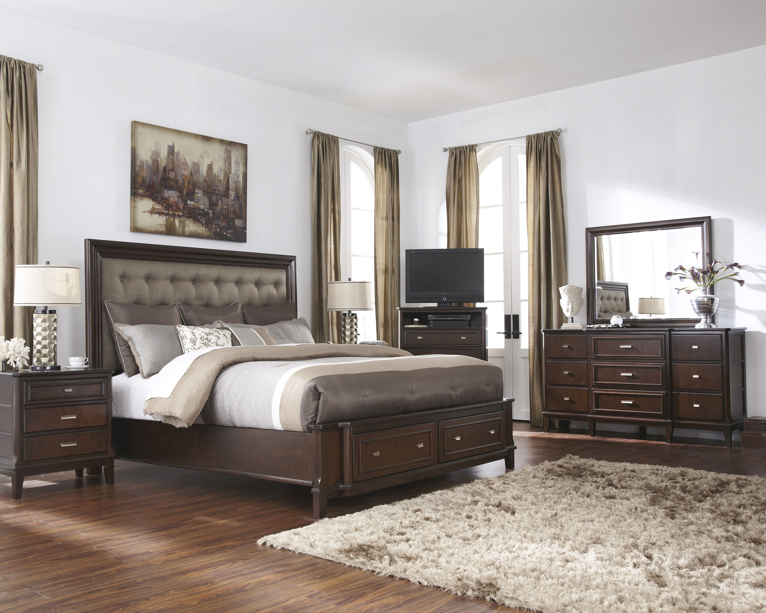 bedroom millennium sets twin bed kitchen of accessories ashley sofa outlet furniture size full set sleigh black home