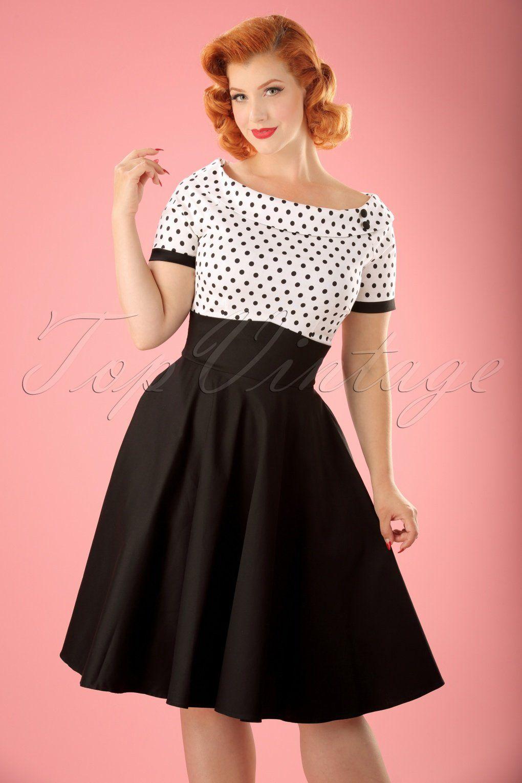 Magnífico Vestido De Novia De Los Años 1950 Inspirado Imágenes ...
