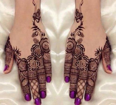 Arabic Mehndi Designs Mehndi Designs For Fingers