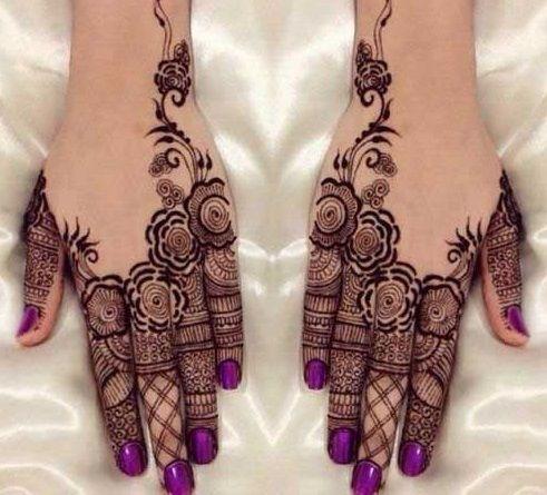 pakistani mehndi design arabic