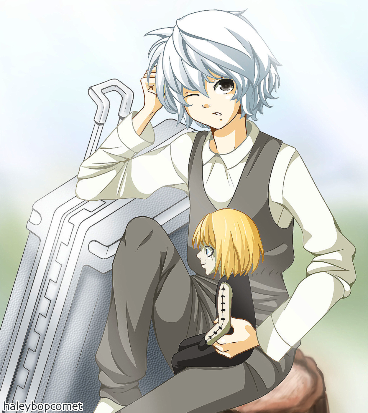 Near And Puppet Mello