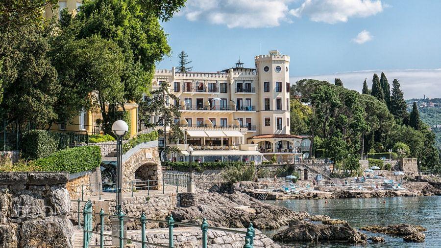 Hotel Miramar Opatija by aj732101 #SocialFoto