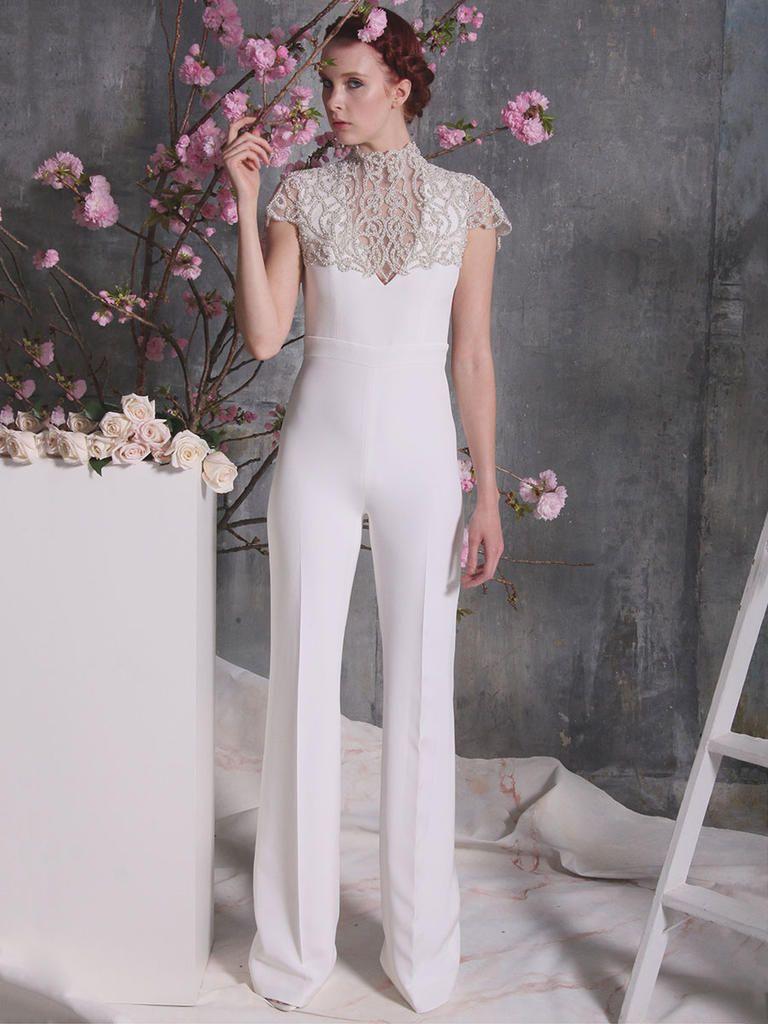 Christian Siriano Spring 2018: Chic and Ultra-Feminine Wedding Dresses