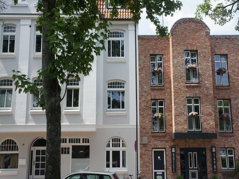 das hotel 1690 in rendsburg ist ein neues und modernes