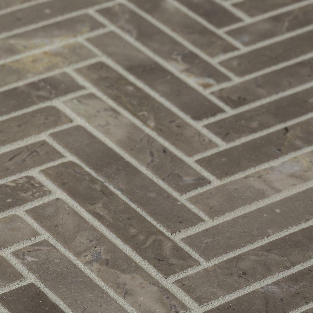 jeffrey court grey backsplash tile
