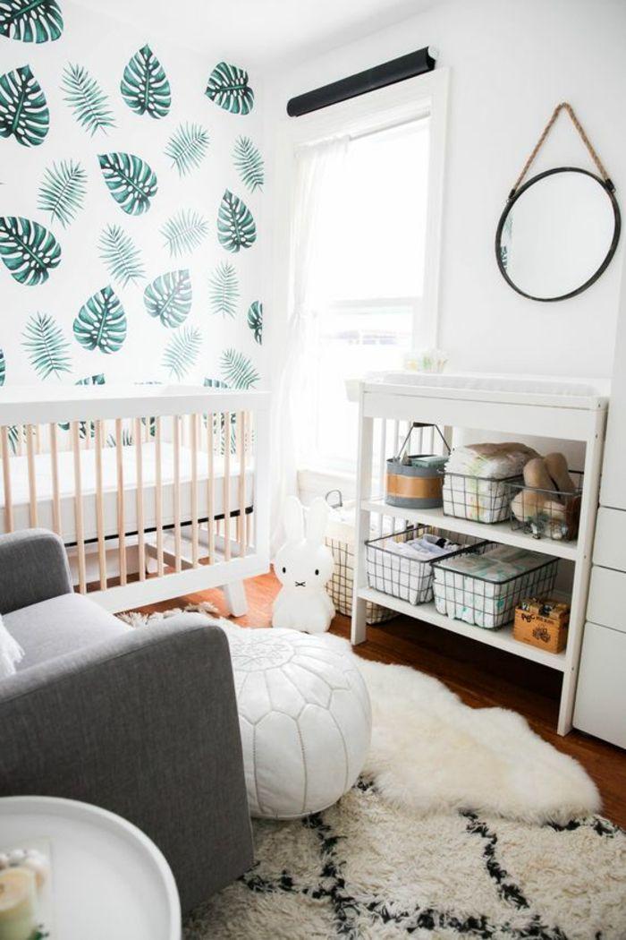 ▷ 1001 + Idées pour la décoration chambre bébé fille + comment ...