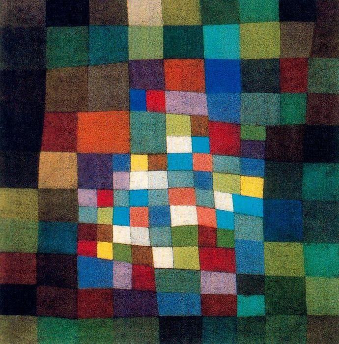 Paul Klee: The Bauhaus Years | Overlap, Paulklee and Blaue