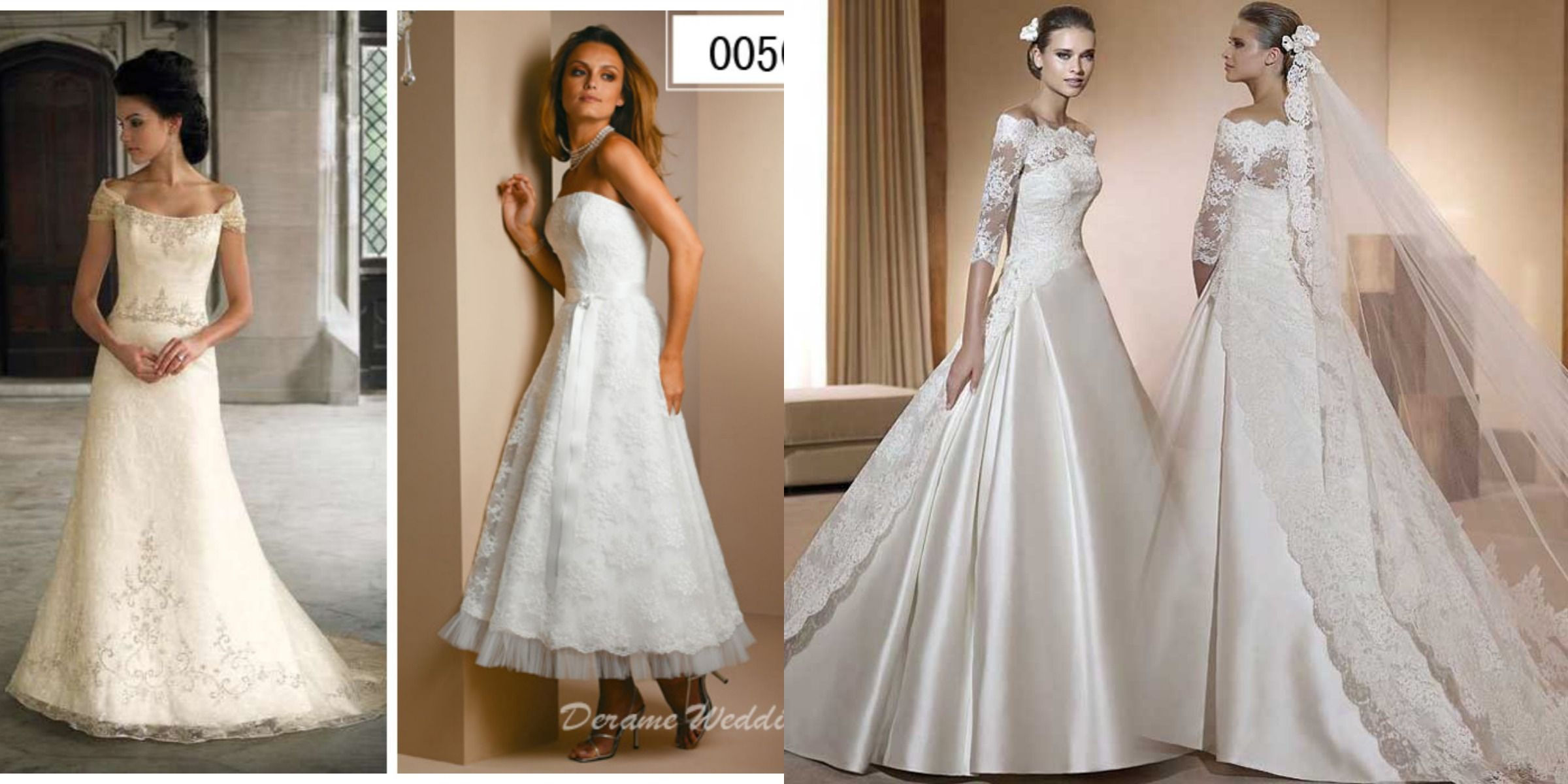 best wedding dress for petite brides | ... between petites and ...