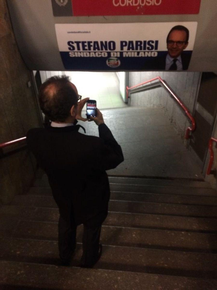 Stefano Parisi: un sindaco per fare, non per sperimentare