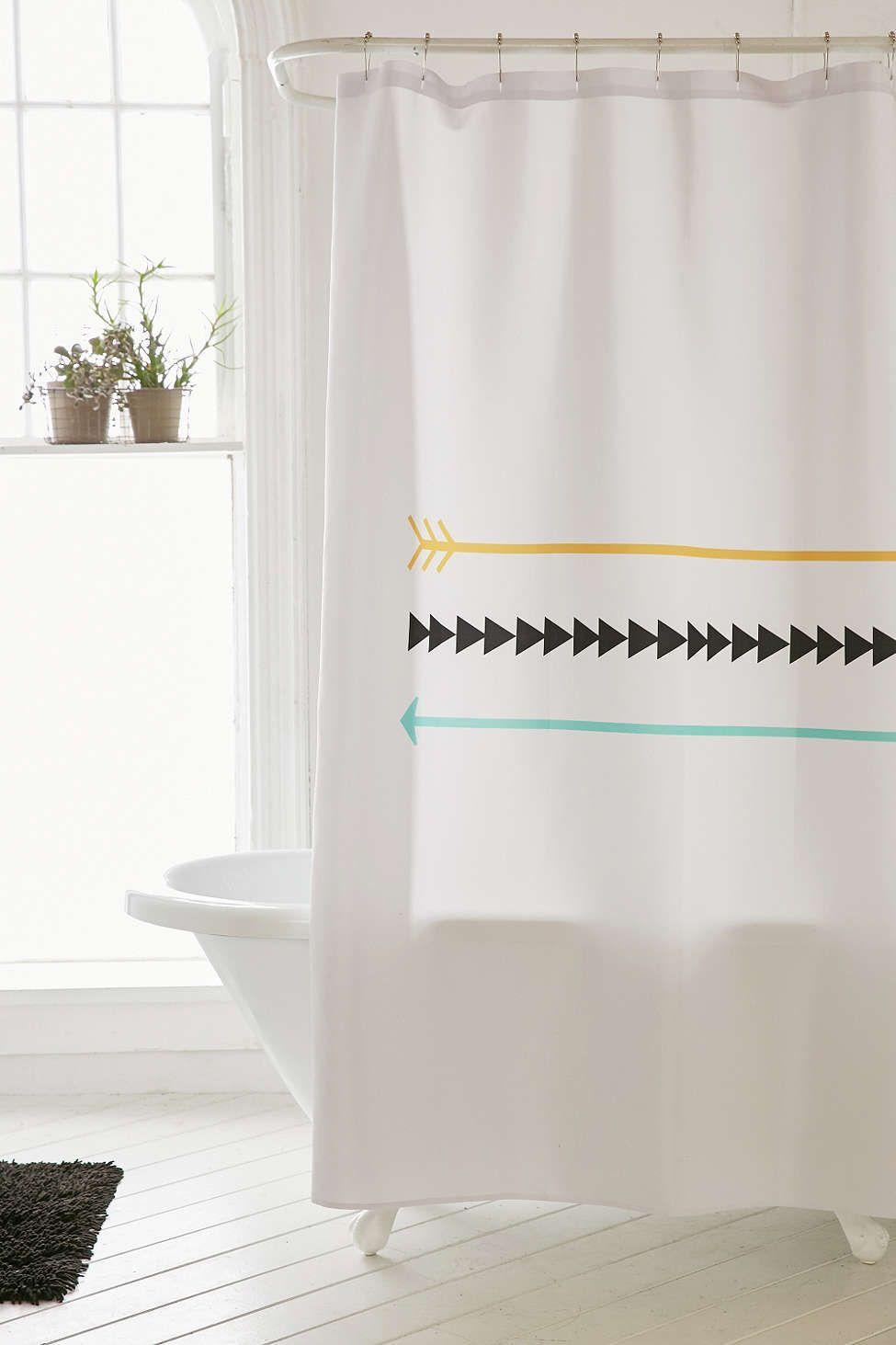 Shower Curtain Liner Arrow Shower Curtain Curtains Big Bathrooms