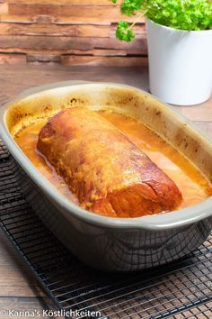 Photo of Kassler roast from the oven master – Karina Pampered Chef