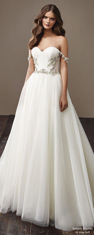 Badgley mischka fall wedding dresses bridal gowns wedding