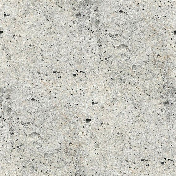 Black And White Concrete Texture Peel And Stick Removable Etsy In 2021 Concrete Texture Concrete Brick Texture