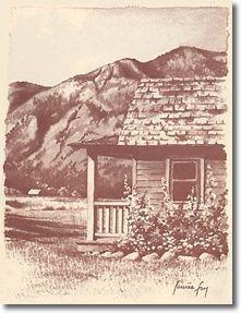 Methow Valley Cabins Brown's Farm Mazama, Washington