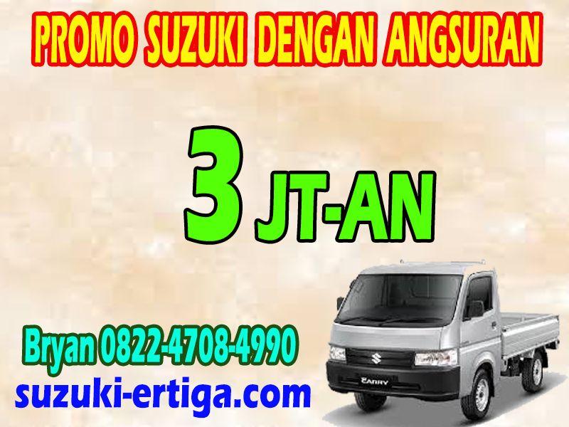 Promo Suzuki Carry Pickup Bekasi Mobil Kendaraan Mobil Baru