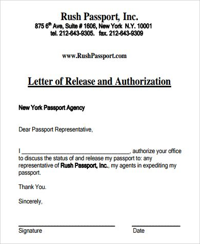 Release authorization letter asafonec thecheapjerseys Images