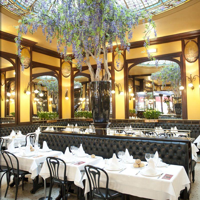 Bofinger Traditional Brasserie In Paris Bastille Paris Restaurants Dinner In Paris Hotel Westminster Paris