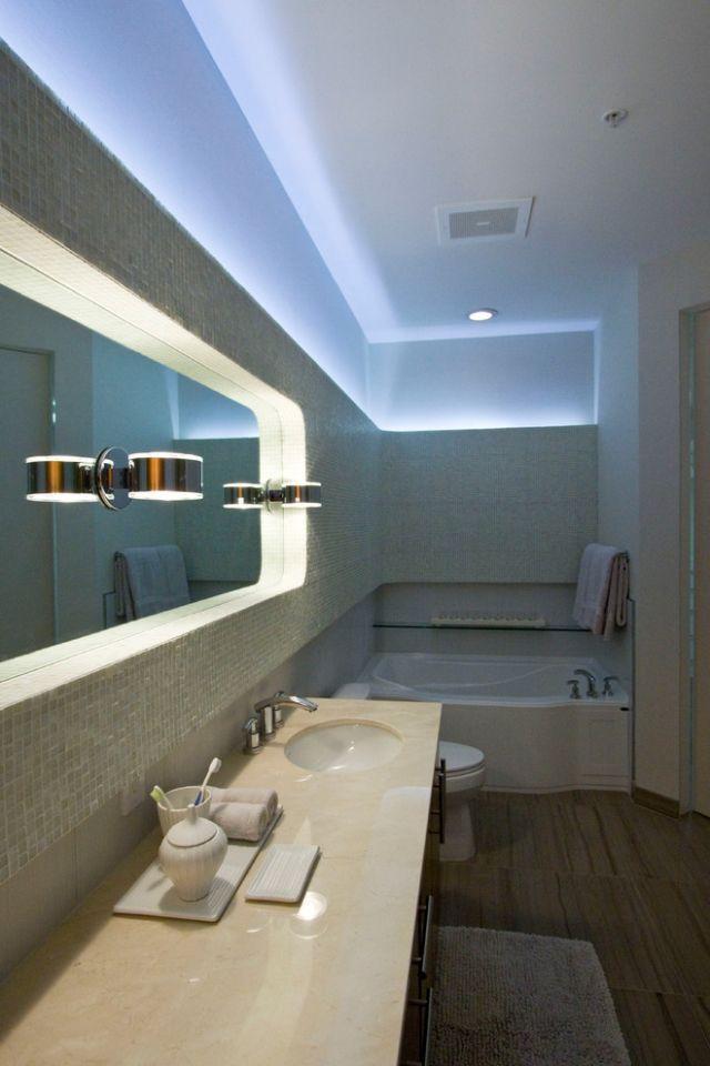 55 ideen f r indirekte beleuchtung an wand und decke. Black Bedroom Furniture Sets. Home Design Ideas