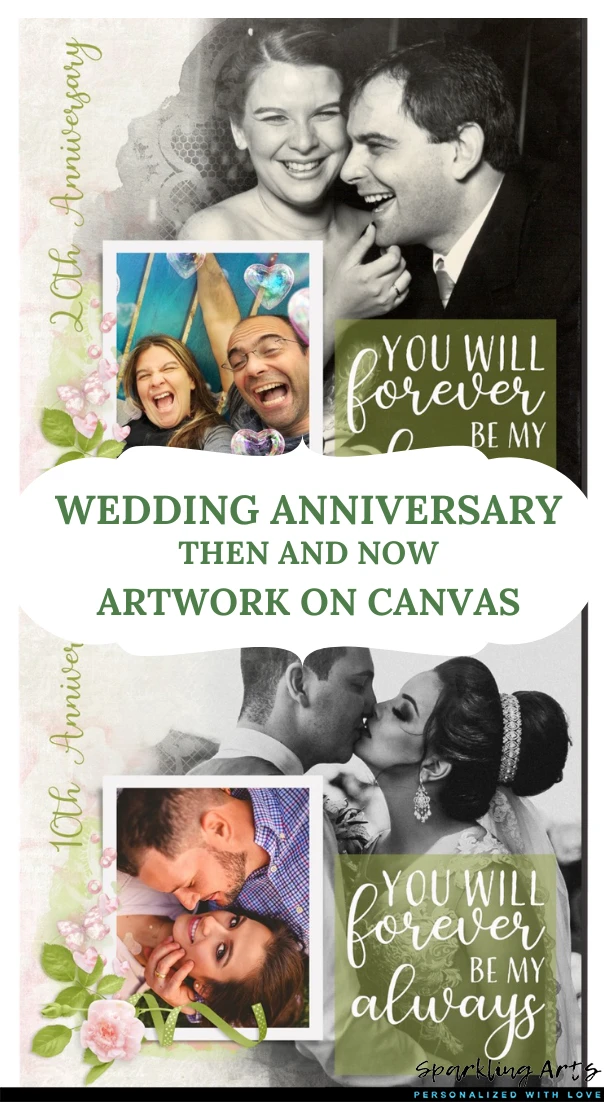 Perfect Wedding Anniversary Romantic Present For Her / Him - Home sweet home can...#anniversary #home #perfect #present #romantic #sweet #wedding