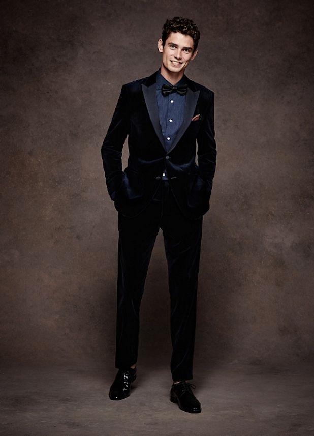 Tommy Hilfiger  Fall Winter 2015 Otoño Invierno #Menswear #Trends #Tendencias #Moda Hombre