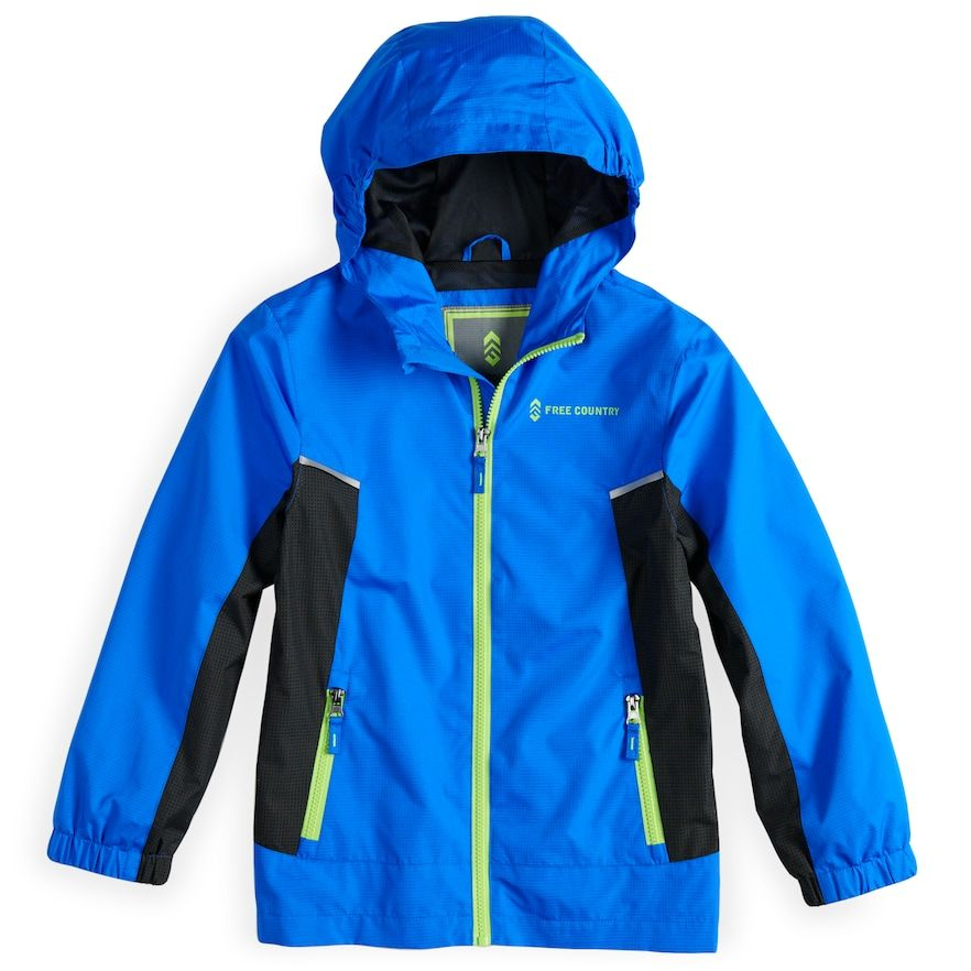 cecd5bb1a643 Boys 8-20 Free Country Ripstop Jacket