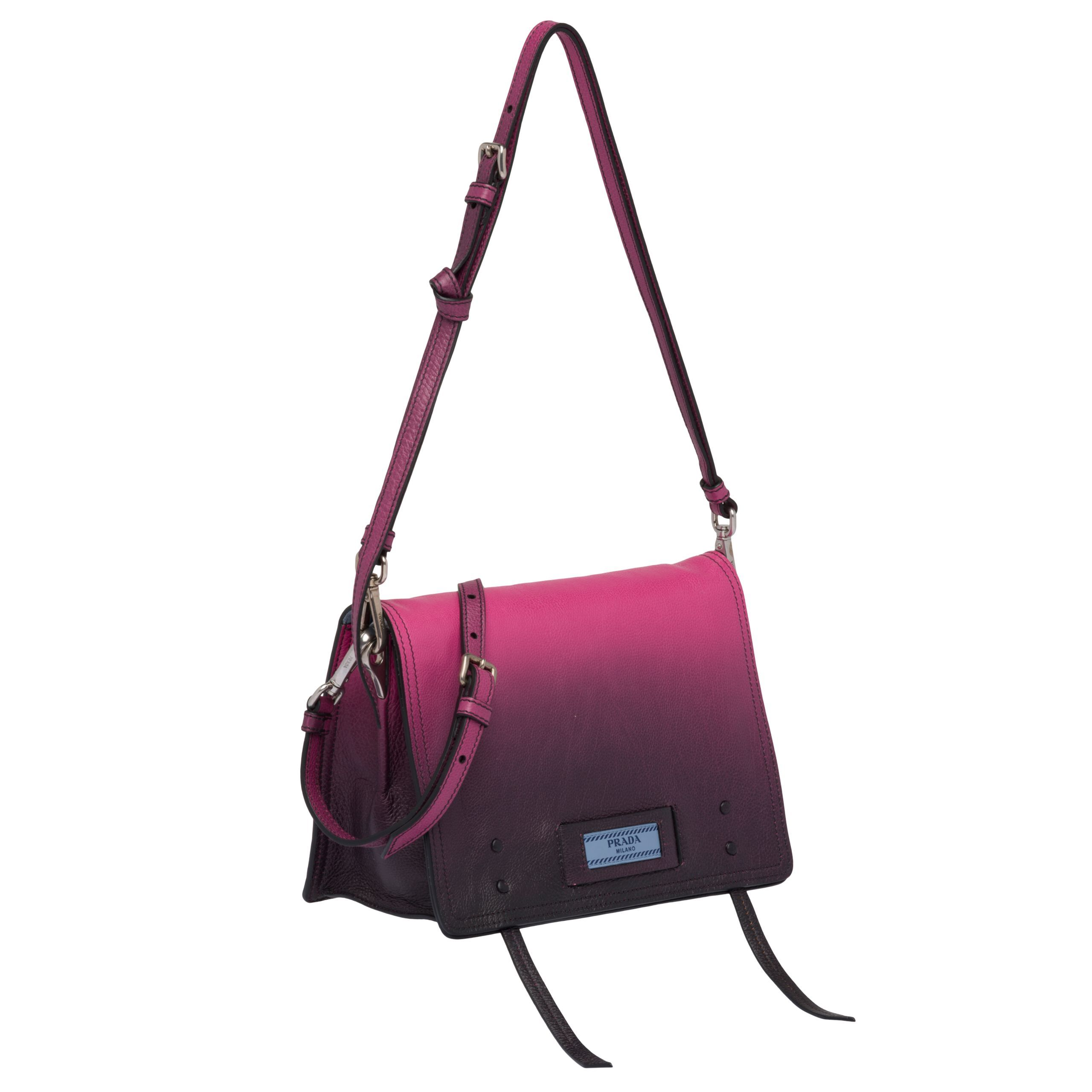 9ae1cabf8349 Prada Etiquette leather bag. Find this Pin and more on Handbags ...