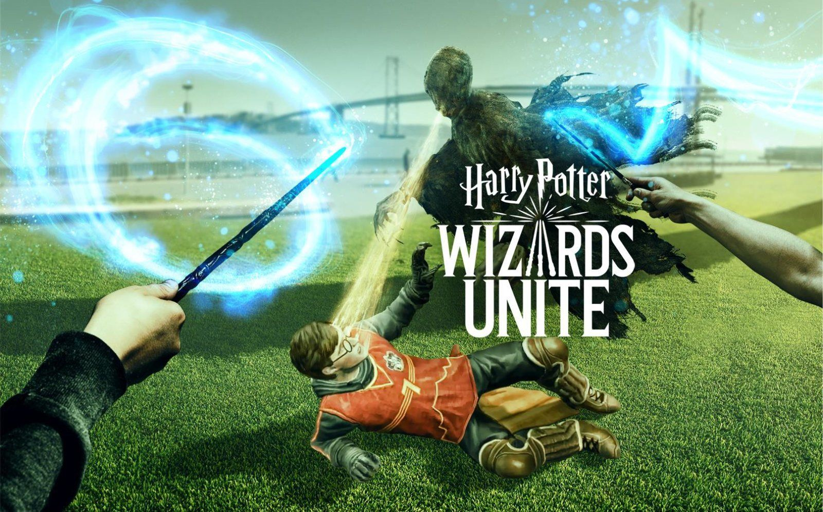 Wizard Unite Harry Potter Wizard Harry Potter Niantic