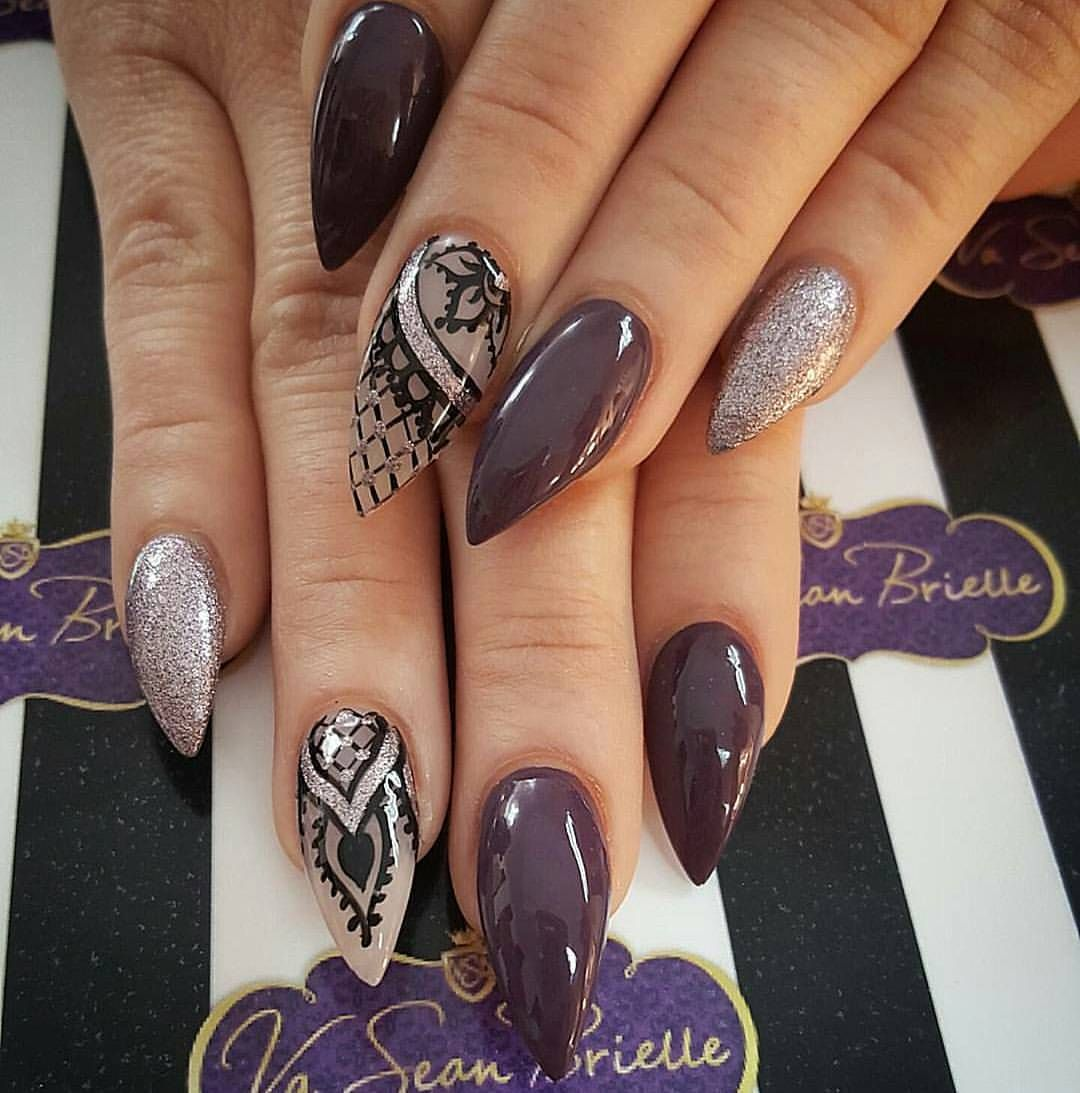 See this Instagram photo by @vsbnailboutique • 320 likes | Fall ...