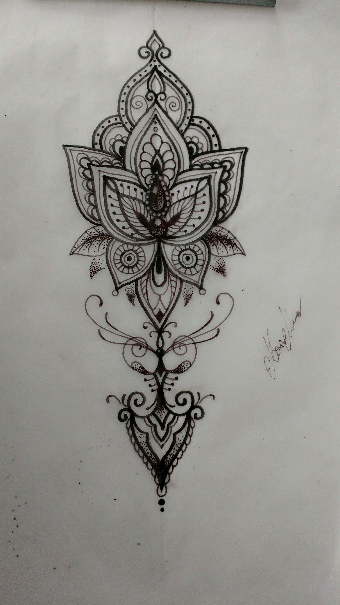 425d04d477c8a Calf tattoo idead | Tattoo Ideas | Calf tattoo, Mandala tattoo, Tattoos