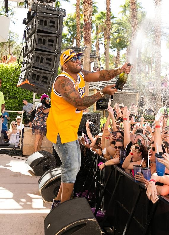 Kevin Hart, Flo Rida, Flavor Flav and more Launch Rehab