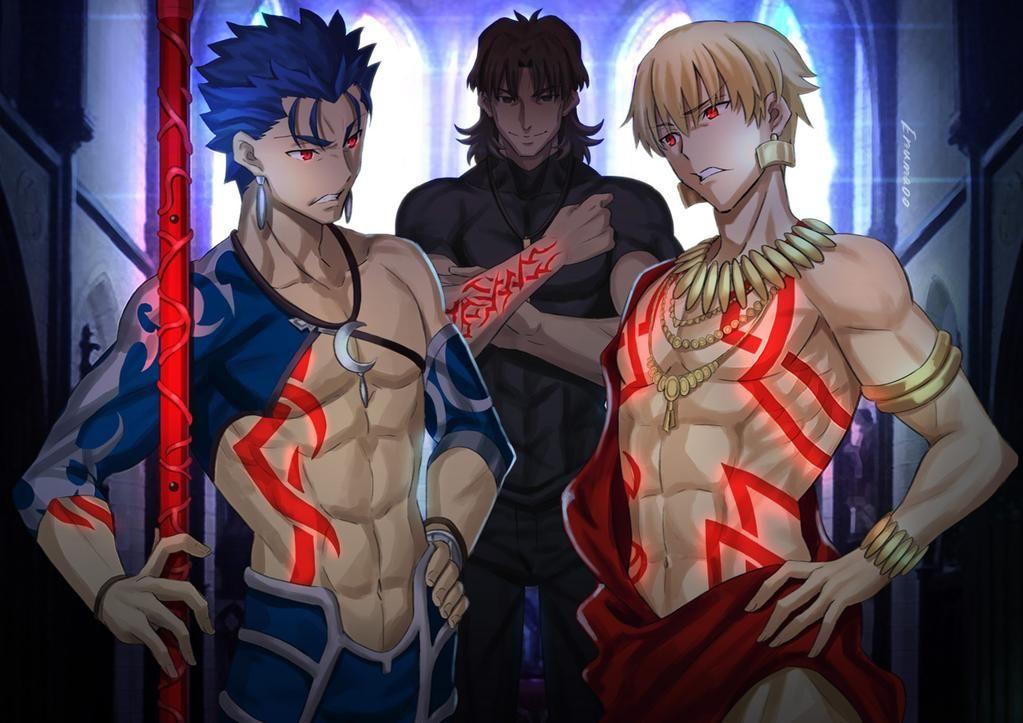 Enuma00 on | Gilgamesh fate, Fate zero and Fate stay night