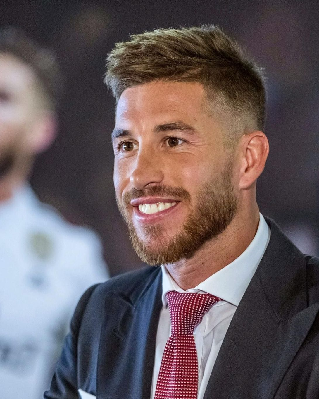 Breathtaking Soccer Players Haircuts Best Look Perfect Men Hairstyle Soccer Players Haircuts Ramos Haircut Soccer Hairstyles Mens Hairstyles