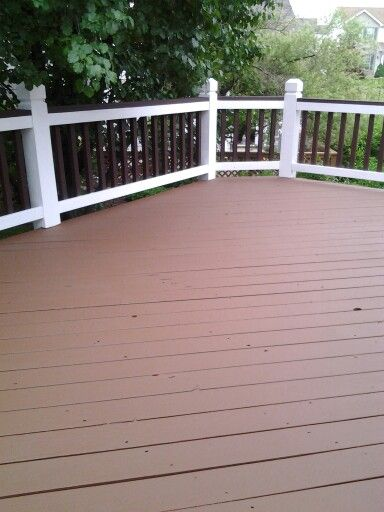 Behr Deckover Easy And Great Coverage